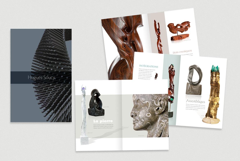 Sculpteur Hugues Soucy