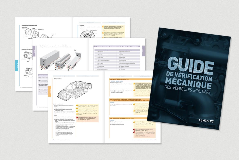 Guide de vérification mécanique, SAAQ
