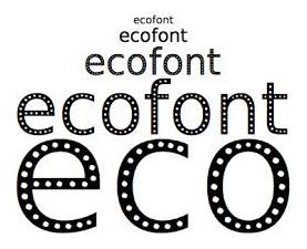 Ecofont-TypoVeraSans