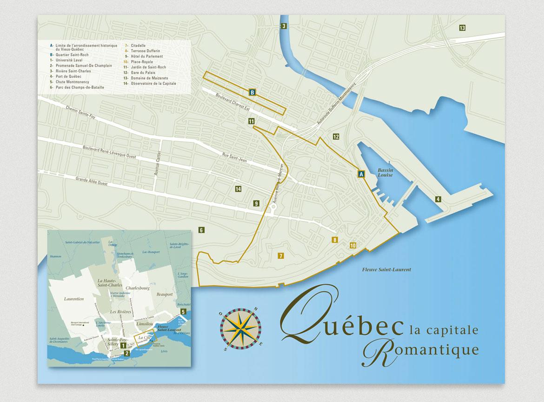 Laro cartographie Québec